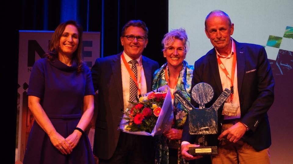 Noordwijk wint titel 'Evenementenstad van het Jaar'!