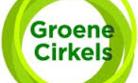 Groene cirkels - Blauwe zones